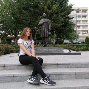 """14-годишната Ива Стефанова влиза с пълна стипендия за целия срок на обучение в ЧПГ """"Американски колеж – Аркус"""" във Велико Търново"""
