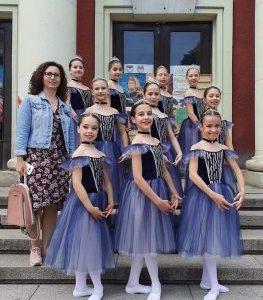 """27 награди за великотърновския """"Вирджиния балет"""" от националния конкурс """"Танцова въртележка"""""""