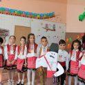 678 ученици бяха посрещнати днес в трите училища в Лясковско