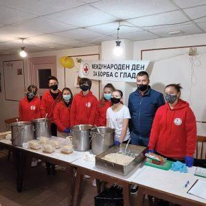 Благотворителен обяд организираха във В. Търново за Международния ден за борба с глада