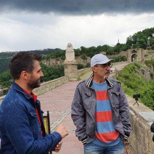 БНТ снима филм за Велико Търново