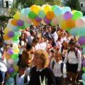 В. Търново посрещна новата учебна година с изразен ръст на учениците, повече са и първокласниците