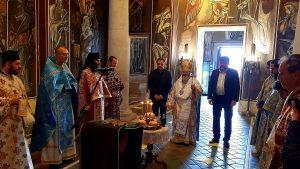 Велико Търново почете Възнесение Господне от върха на крепостта Царевец