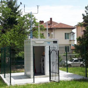Във Велико Търново: Две автоматични станции следят запрашеността на въздуха в реално време