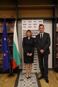 Горан Благоев и д-р Ивелина Георгиева са кандидатите за президент и вицепрезидент на Национално обединение на десницата