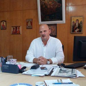 """Д-р Стефан Филев, директор на търновската болница: """"В Първо и Второ хирургично отделение ще лекуват среднотежките случаи на коронавирус"""""""