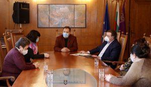 Даниел Панов обсъди със здравния министър проблемите пред общинското здравеопазване