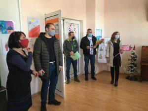 Дигитални устройства и хардуер бяха дарени на 8 социални услуги във В. Търново