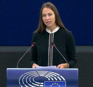 """Ева Майдел: """"Служебното правителство, назначено от Радев, не прави почти нищо, за да смекчи удара от високите цени на тока"""""""
