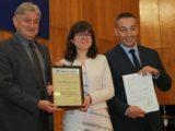 За 19-а поредна година изявен студент получи Академичната награда на Община Велико Търново