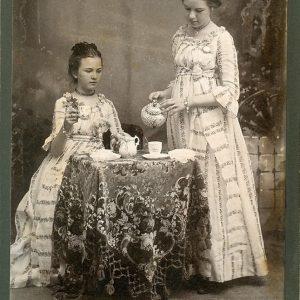 За старите търновци пиенето на чай било белег на изисканост и време за обсъждане на новините и клюките