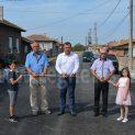 Инж. Емануил Манолов откри ремонтираната улица 14-та в с. Стамболово