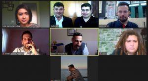 Инж. Пламен Чернев се включи в онлайн среща по международен проект
