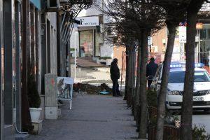 Кметът Даниел Панов спря незаконно разкопаване на централна улица и прилежащ тротоар във Велико Търново