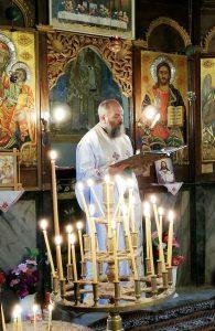 Козаревчани отбелязаха храмовия си празник с курбан за здраве