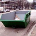Контейнери за едрогабаритни отпадъци са разположени из В. Търново