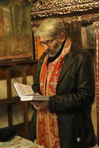 """Молебен за здраве бе отслужен в средновековния арбанашки храм """"Св. Атанас"""""""