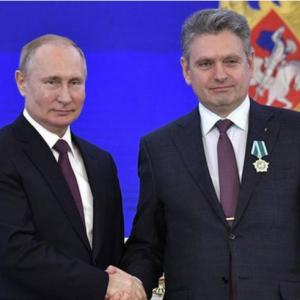 Награден от Владимир Путин поведе търновската листа на ляв съюз, в който влизат 4 партии