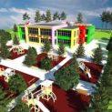 Напредва строителството на новата детска градина във Велико Търново