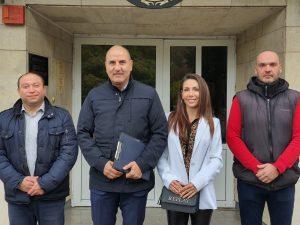 Национално обединение на десницата регистрира великотърновската си листа, Цветан Цветанов е водач