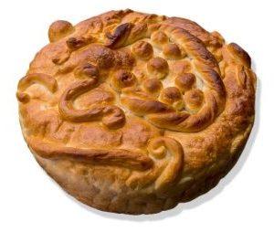 Обредните хлябове на Гергьовден са кръгли, наподобяващи слънчевия диск