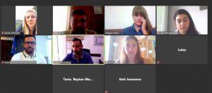 Община Сухиндол участва в поредна онлайн среща по международен проект за интеграция