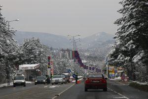 Организация на контролно-пропускателните пунктове във Велико Търново