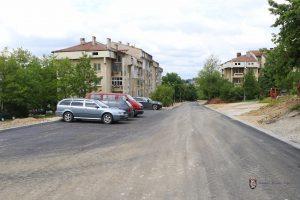 Продължава изграждането на нови квартални улици във Велико Търново