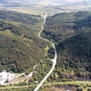 """""""Пътят на смъртта"""" и клатещ се мост на входа на В. Търново стоят в проект още от соца"""