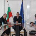 Ректорът проф. д-р Христо Бонджолов проведе работна среща с ръководителите на катедри във връзка с научната и учебната дейност във ВТУ през 2020 г.
