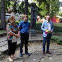 Социалисти и антифашисти почетоха 9-ти септември във Велико Търново