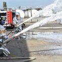 Спасителни дейности в химическо предприятие показаха в Седмицата на пожарната безопасност в Горна Оряховица