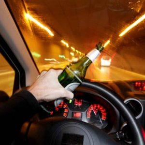 Спипаха пиян зад волана с 1,74 промила