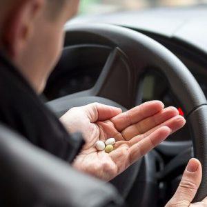 Спипаха шофьор в Арбанаси, надрусан с 4 вида наркотици