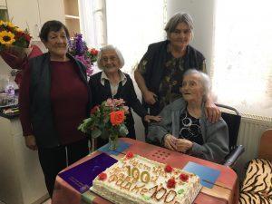 Създателка на певческия хор в Плаково навърши 100 години