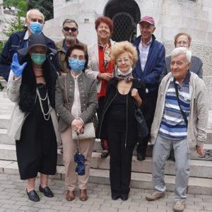 """Съученици от набор 1948 на ОУ """"Н. Вапцаров"""" празнуваха 24 май"""