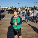 Търновче извади Богоявленския кръст от водите на Тихия океан в САЩ