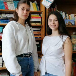 Ученички от Езикова гимназия са първи на националната олимпиада по немски език