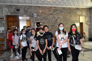 """Четвъртокласници от ОУ """"Патриарх Евтимий"""" разгледаха Съдебната палата"""