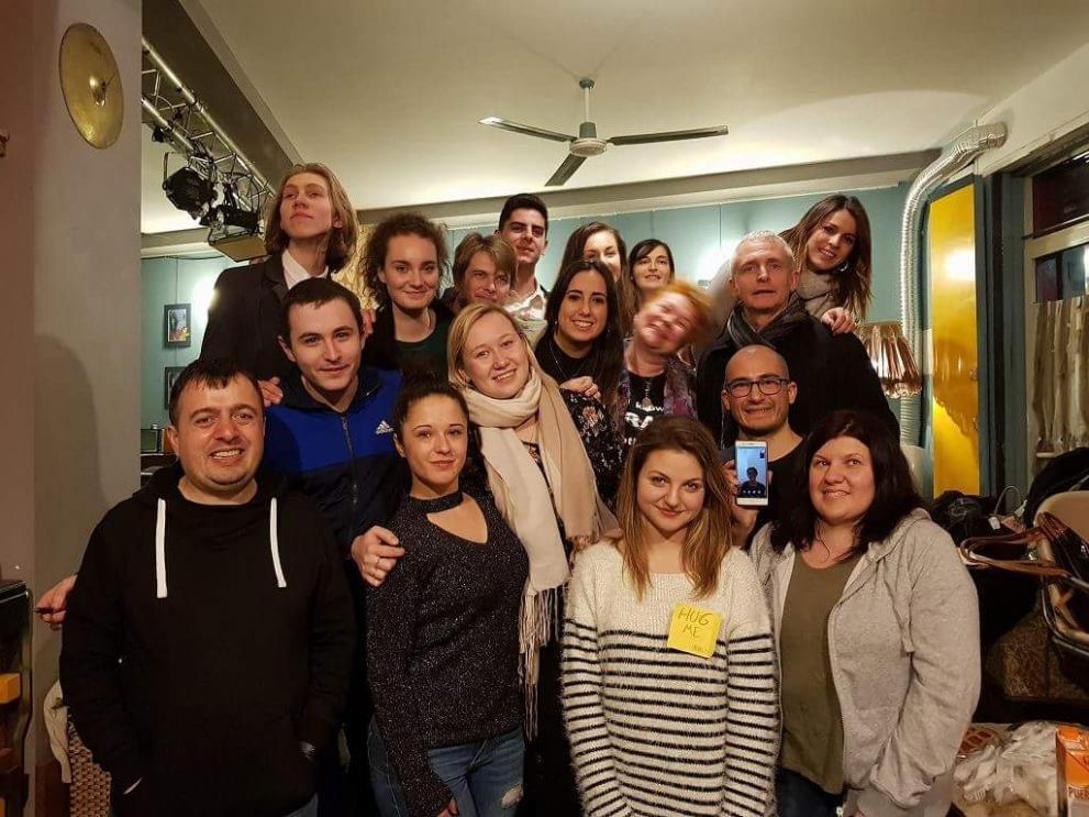 """Ателие """"ИСТОРИЯ И ПАМЕТ"""" реализира проект в партньорство с ЕИЦ-Велико Търново"""