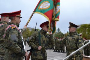 "168 курсанти положиха военна клетва в НВУ ""В. Левски"""