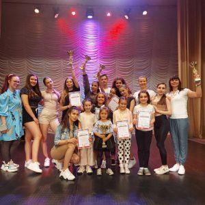 """Голямата награда на националния конкурс """"Танцова въртележка"""" остана в Горна Оряховица"""