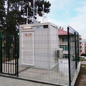 Две автоматични станции следят запрашеността на въздуха във В. Търново в реално време