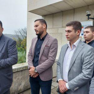 ДПС вади асовете си за изборите във Великотърновския регион. Делян Пеевски е първи, Йордан Цонев- втори