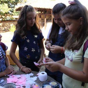 Занимания за сръчни пръсти ще бъдат показани тази събота в Етнографския музей в Долна Оряховица