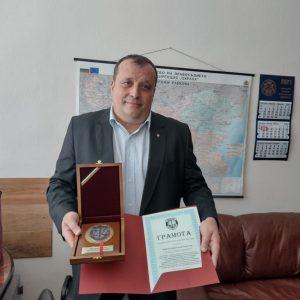 Иван Гешев награди прокурор Христо Христов от Окръжна прокуратура – Велико Търново