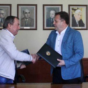 Кметът на Велико Търново и председател на НСРОБ Даниел Панов: Млади архитекти и строителни специалисти ще стажуват в общините