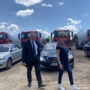 """От МРРБ установиха незаконен строеж за 95 млн. лв. на магистрала """"Хемус"""" край Куцина"""
