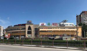 Работещите обекти в Mall В. Търново са с контролиран достъп и засилени мерки за безопасност