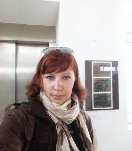 Рускиня, избрала да живее в старата столица, с първа самостоятелна изложба във Велико Търново